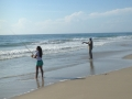 Surf Fishing in NC Outerbanks