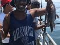 Seabass on Long Island Sound